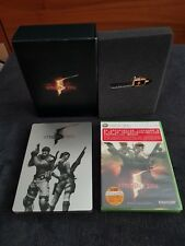 XBOX 360 Biohazard Resident Evil 5 Collector NTSC-J neuf sous blister