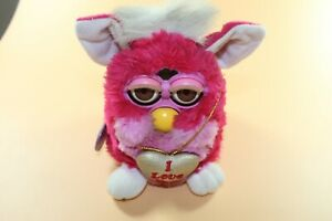 Rare Furby warm color sweet color fantastic untested the best color