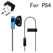 Gaming Headset Earphone Headphone w/ MIC For Sony Playstation 4 PS4 Controller