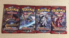 1 Pokemon Booster Pack **Sonne & Mond 4 Aufziehen der Sturmröte** deutsch => NEU