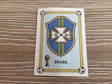 Panini Argentina 78 WC  1978 - NO. 241 Brazil Shield Logo -  Rec