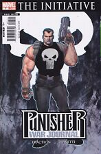 PUNISHER War Journal (2007) #7 - The Initiative - New Bagged