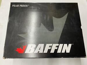 BAFFIN IMPACT BOOTS BLACK SIZE 14 BLACK US 14 4000-0048-001-14