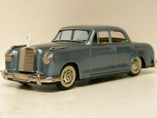 AWESOME ORIGINAL 1950'S MERCEDES 219 BY BANDAI JAPAN TIN FRICTION