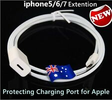 Lightning 8 Pin Extension Charging Cable Adapter iPhone 6/7 8 Plus X Ipad iOS11
