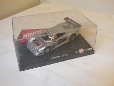 Mercedes CLK GTR Warsteiner Ninco 1:32 Model Racing Car D2 N°11
