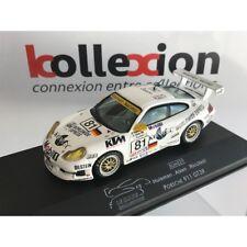 PORSCHE 911 GT3R Manthey Racing n°81 Le Mans 1999