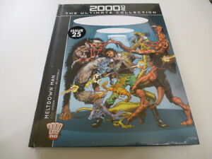 2000AD The Ultimate Collection #25 : Meltdown Man - NEW -