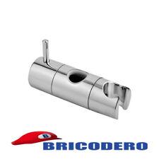Gedy  Supporto cellulare per barra di doccia cromo lucido 18 mm argento