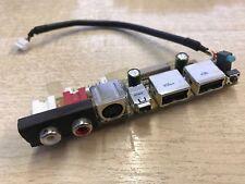 HP IQ772 IQ770 IQ771 IQ790 Usb Av Audio S-Video + Cable fio-CF