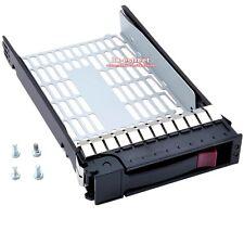 """HP 3.5"""" LFF SAS FC Tray Caddy 373211-001 DL380 DL360 G6 Ship From USA"""