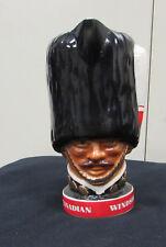 Royal Guardsman Windsor Canadian Large Toby Mug
