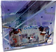 2019 BOWMAN STERLING BASEBALL HOBBY BOX BLOWOUT CARDS