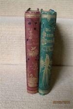 Set of TWO Antique Bird Books - Wonderful Condition