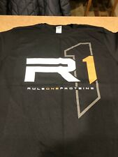 Rule One Proteins T Shirt Large Bodybuilding Weight Train
