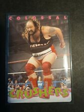 VINTAGE 🌟 WWF 1994 EARTHQUAKE ACTION PACKED CARD  ( RARE )