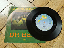 "miami sound machine dr beat 7"" vinyl record very good condition"