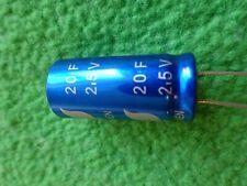 ULTRA CAPACITORS  SUPER CAPACITOR Fuchen 20F 2.5v