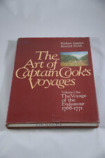 THE ART OF CAPTAIN COOK'S VOYAGES VOL. ONE: VOYAGE OF THE ENDEAVOUR 1768-1771