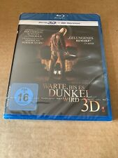 THE TOWN THAT DREADED SUNDOWN 3D (2014) BLU RAY NEW & SEALED RARE IMPORT