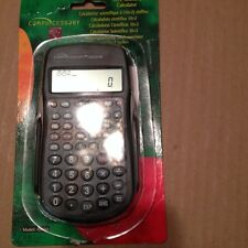 Nib Compucessory Model-02198 10+2 2 line Scientific Calculator
