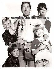 HOME IMPROVEMENT TV SHOW TOOL TIME TIM ALLEN PATRICIA RICHARDSON 8 X 10 PHOTO
