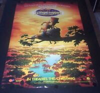 RARE 2002 The Wild Thornberry's Advance Movie Poster Double Sided Nickelodeon