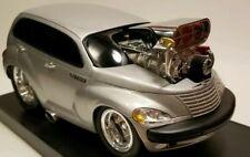 Preowned Maisto Muscle Car 1:18 Diecast Chrysler PT cruiser
