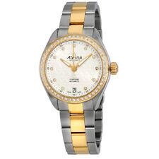 Alpina Comtesse Diamonds Automatic Ladies Watch AL-525STD2CD3B