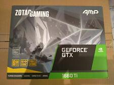 ZOTAC GeForce GTX 1660 Ti AMP!, 6 >GB memoria GDDR6 liquidazione