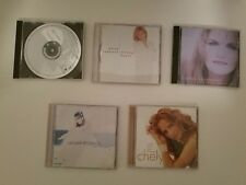 Lot Of 5 Women  Country Music CDs