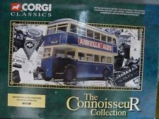 1/50 CORGI Swindon Corporation Guy Arab Utility Set 34301