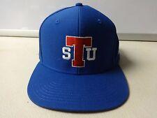 Vintage Adidas NCAA Texas Southern Tigers Snapback Ballcap Men OSFA