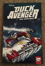 Disney Duck Avenger New Adventures (Book 1, 2017) - Graphic Novel TPB - New!