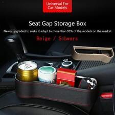 Autositz Gap Schlitz Aufbewahrungsbox Getränkehalter Handyhalter Auto Organizer