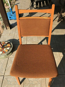 Stuhl, Holzstuhl, 60er Jahre, Vintage, DDR