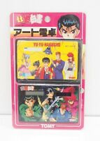 Yu Yu Hakusho Art Solar Power Calculator Hiei Kurama Kuwabara Tomy Toy Japan