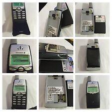 CELLULARE ERICSSON T39 GSM BLU VINTAGE PHONE UNLOCKED DEBLOQUE SIM FREE