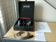AKG K1000 earspeaker headphone - exceptional condition #04592