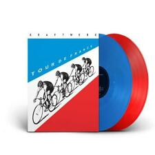 Kraftwerk - Tour De France [Indie-Exclusive Red & Blue Vinyl] NEW Sealed LP