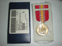 US NATIONAL DEFENSE SERVICE MEDAL - FULL SIZE - MIB