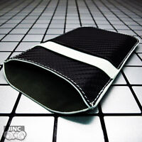 Carbon-Fiber Sleeve Case Cover Pouch for HTC One S/Desire SV/OneS/OneSV/DesireSV