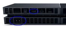 USA SELLER PS4 Playstation 4 Hookup Connection Kit Power Cord 10' HDMI AV Cable