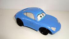 VEHICULE A FRICTION CARS FLASH MC QUEEN DISNEY PIXAR PLASTIQUE (9x4,5cm)