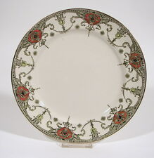 Devon Porcelaine S. Fielding & Co England Speiseteller Dekor Ritz - Jugendstil