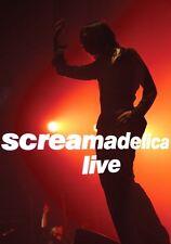 PRIMAL SCREAM - SCREAMADELICA LIVE (DVD) BRAND NEW!!! SEALED!!!