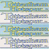 Programme Tottenham Hotspur Football White Hart Lane Programmes 1988/89 Various