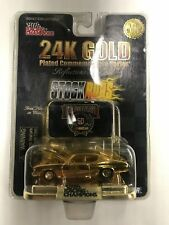 Nascar Racing Champions 24k Gold 50th Anniversary Stock Rods - #4 Kodak Max