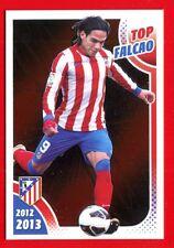 ATLETICO MADRID 2012-2013 Panini - Figurina-Sticker n. 165 - TOP FALCAO -New