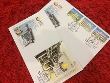 Chung Ling 100 years First Day Cover and Miniature Sheet in Malaysia